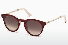 Ophthalmic Glasses Tod's TO0188 71F - Burgundy, Bordeaux