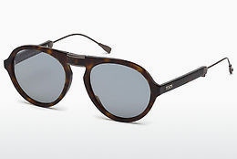 Ophthalmic Glasses Tod's TO0221 52C - Brown, Havanna