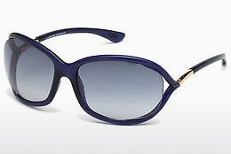 Ophthalmic Glasses Tom Ford Jennifer (FT0008 90W) - Blue
