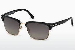 Ophthalmic Glasses Tom Ford River (FT0367 01D) - Black, Shiny