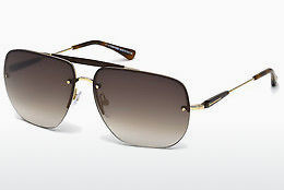 Ophthalmic Glasses Tom Ford Nils (FT0380 28F) - Gold