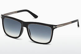 Ophthalmic Glasses Tom Ford Karlie (FT0392 02W) - Black, Matt