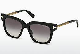 Ophthalmic Glasses Tom Ford Tracy (FT0436 01B) - Black, Shiny