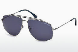 Ophthalmic Glasses Tom Ford Georges (FT0496 14V) - Grey, Shiny, Bright