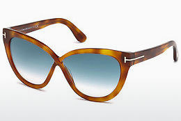 Ophthalmic Glasses Tom Ford Arabella (FT0511 53W) - Havanna, Yellow, Blond, Brown