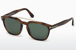 Ophthalmic Glasses Tom Ford Holt (FT0516 53N) - Havanna, Yellow, Blond, Brown