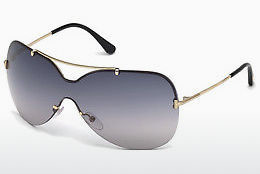 Lunettes de soleil Tom Ford Ondria (FT0519 28B) - Or