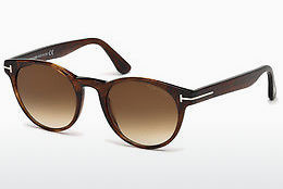 Ophthalmic Glasses Tom Ford Palmer (FT0522 48F) - Brown, Dark, Shiny