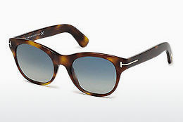 Ophthalmic Glasses Tom Ford FT0532 53W - Havanna, Yellow, Blond, Brown