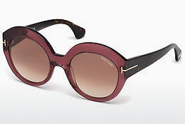 Ophthalmic Glasses Tom Ford Rachel (FT0533 71F) - Burgundy, Bordeaux