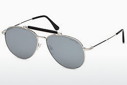 Ophthalmic Glasses Tom Ford Sean (FT0536 16C) - Silver, Shiny, Grey