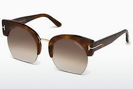 Ophthalmic Glasses Tom Ford Savannah (FT0552 53F) - Havanna, Yellow, Blond, Brown