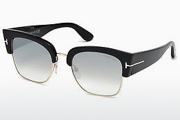 Ophthalmic Glasses Tom Ford Dakota (FT0554 01C) - Black, Shiny