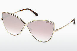Lunettes de soleil Tom Ford FT0569 28Z - Or