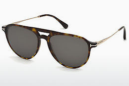 Ophthalmic Glasses Tom Ford FT0587 52A - Brown, Dark, Havana