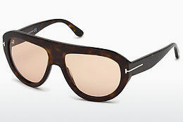 Ophthalmic Glasses Tom Ford FT0589 52Y - Brown, Dark, Havana