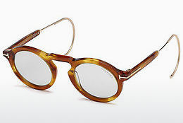 Ophthalmic Glasses Tom Ford FT0632 53A - Havanna, Yellow, Blond, Brown