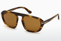 Ophthalmic Glasses Tom Ford FT0634 52E - Brown, Dark, Havana