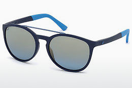 Ophthalmic Glasses Web Eyewear WE0183 91X - Blue, Matt