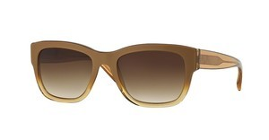 Burberry BE4188 351213 BROWN GRADIENTHAZELNUT GRADIENT YELLOW