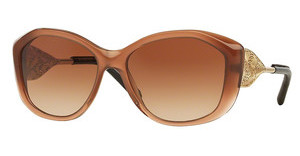 Burberry BE4208Q 317313 BROWN GRADIENTBROWN GRADIENT