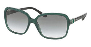 Bvlgari BV8150B 53328E GREEN GRADIENTTRANSPARENT GREEN