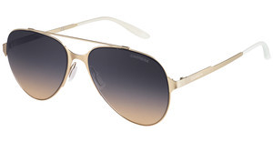 Carrera CARRERA 113/S 3YG/FI DKGREY DS CARLGH GOLD (DKGREY DS CAR)