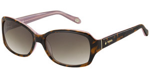 Fossil FOS 2005/S 1T1/Y6 BROWN SFTORT PINK (BROWN SF)