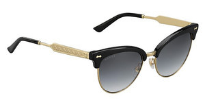 Gucci GG 4283/S ANW/9O DARK GREY SFBLCK GOLD (DARK GREY SF)