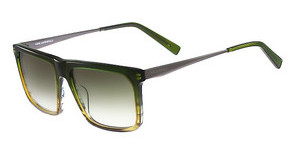 Karl Lagerfeld KL897S 048 STRIPED GREEN GRADIENT