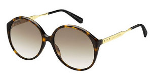 Marc Jacobs MJ 613/S ANT/CC BROWN SFDKHVN GLD