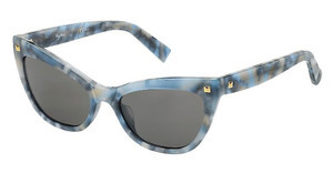 Max Mara MM FIFTIES NUM/Y1 GREYMRBL BLUE