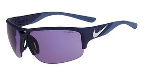 Nike NIKE GOLF X2 E EV0871 401 MATTE MIDNIGHT NAVY/SILVER WITH GOLF TINT LENS