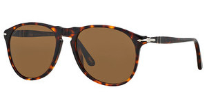 Persol PO9649S 24/57 CRYSTAL BROWN POLARIZEDHAVANA