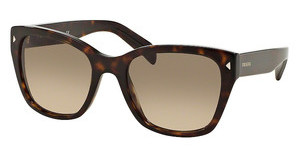 Prada PR 09SS 2AU3D0 LIGHT BROWN GRAD LIGHT GREYHAVANA