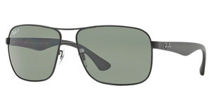 Ray-Ban RB3516 006/9A POLAR GREENMATTE BLACK