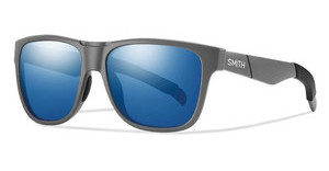 Smith LOWDOWN/N 6XR/QA BLUE SPMTSLDGREY (BLUE SP)