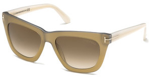 Tom Ford FT0361 34F braun verlaufendbronze hell glanz