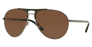 Versace VE2164 100173 BROWNGUNMETAL/MATTE GREEN