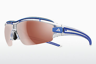 Ophthalmic Glasses Adidas Evil Eye Halfrim Pro S (A168 6074) - White