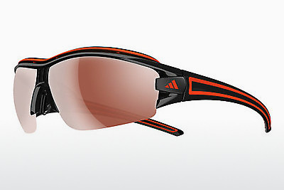 Ophthalmic Glasses Adidas Evil Eye Halfrim Pro XS (A180 6068) - Silver, Black, Orange