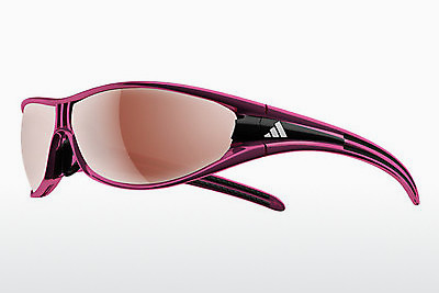 Ophthalmic Glasses Adidas Evil Eye L (A266 6081) - Silver, Pink, Black