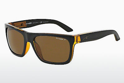Ophthalmic Glasses Arnette DROPOUT (AN4176 216483) - Transparent, Orange, Black