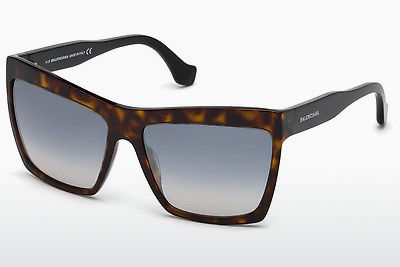 Ophthalmic Glasses Balenciaga BA0089 52X - Brown, Havanna