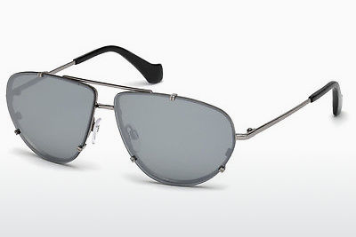 Ophthalmic Glasses Balenciaga BA0097 14C - Grey, Shiny, Bright