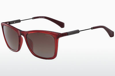 Ophthalmic Glasses Calvin Klein CKJ490S 619 - Red