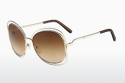 Ophthalmic Glasses Chloé CE119S 786 - Gold, Brown