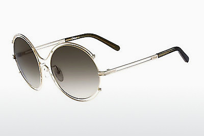 Ophthalmic Glasses Chloé CE122S 750 - Gold