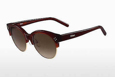 Ophthalmic Glasses Chloé CE704S 208 - Brown