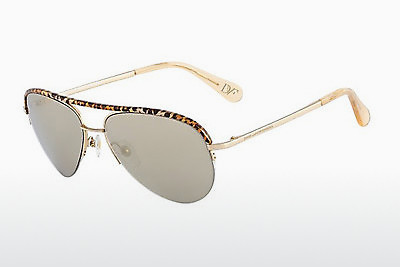 Ophthalmic Glasses Diane von Fürstenberg DVF101S 717 - Gold